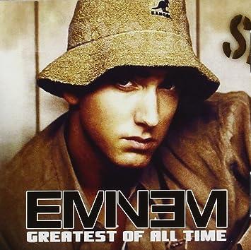 amazon greatest of all time eminem ヒップホップ一般 音楽
