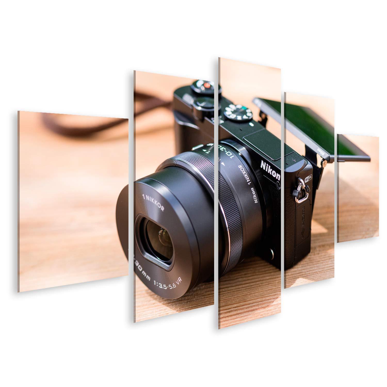 islandburner, Cuadro Lienzo Una cámara Digital sin Espejo ...