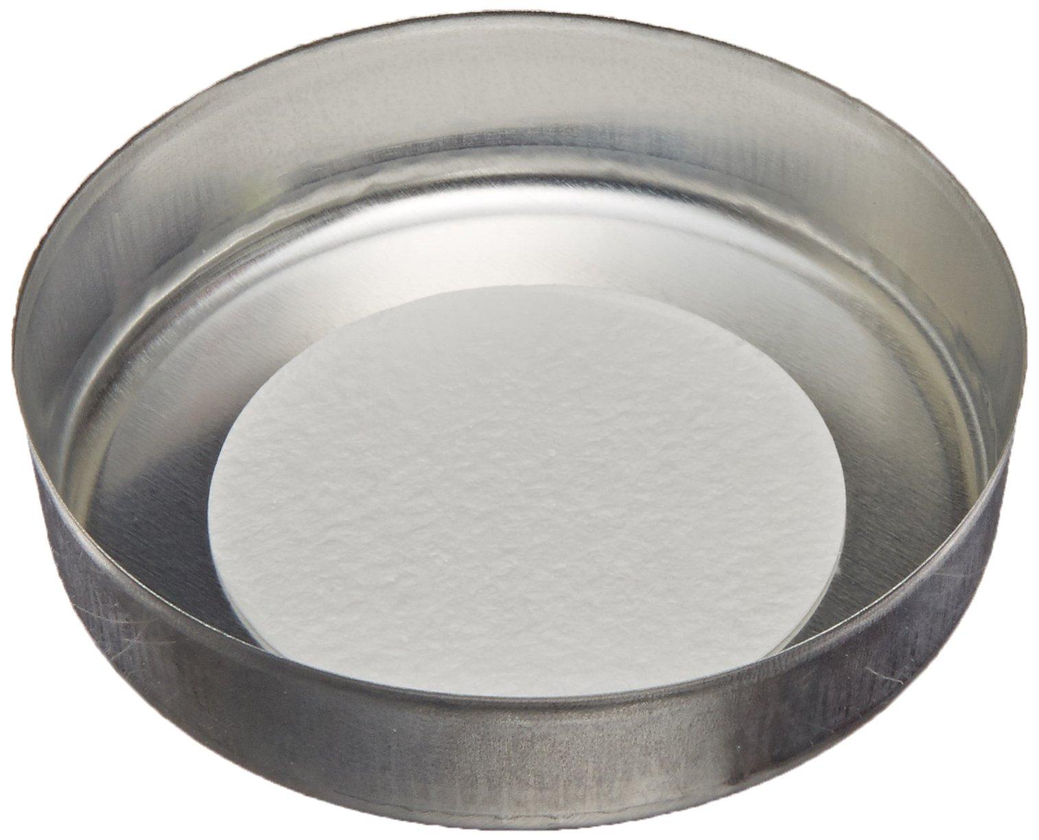 GE Whatman 9907-047 Grade 934-AH RTU Borosilicate Glass Microfiber Filter, 47mm Diameter (Pack of 100)