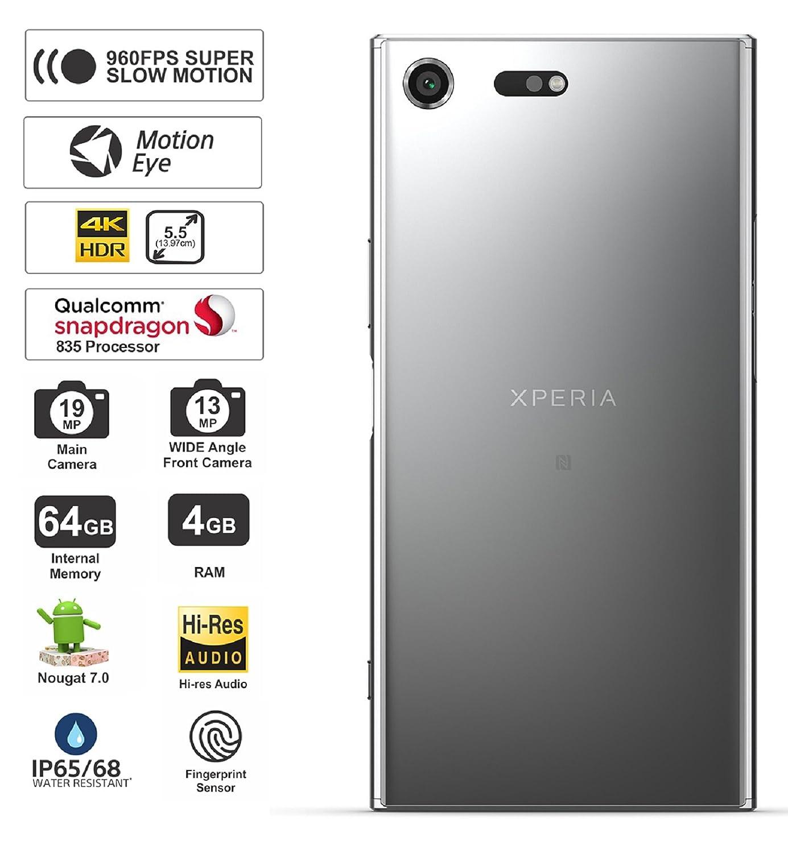 Sony Original Xperia Xz Premium Dual Luminous Chrome 4gb Ram 64gb X Performance Single Bekas Storage Electronics