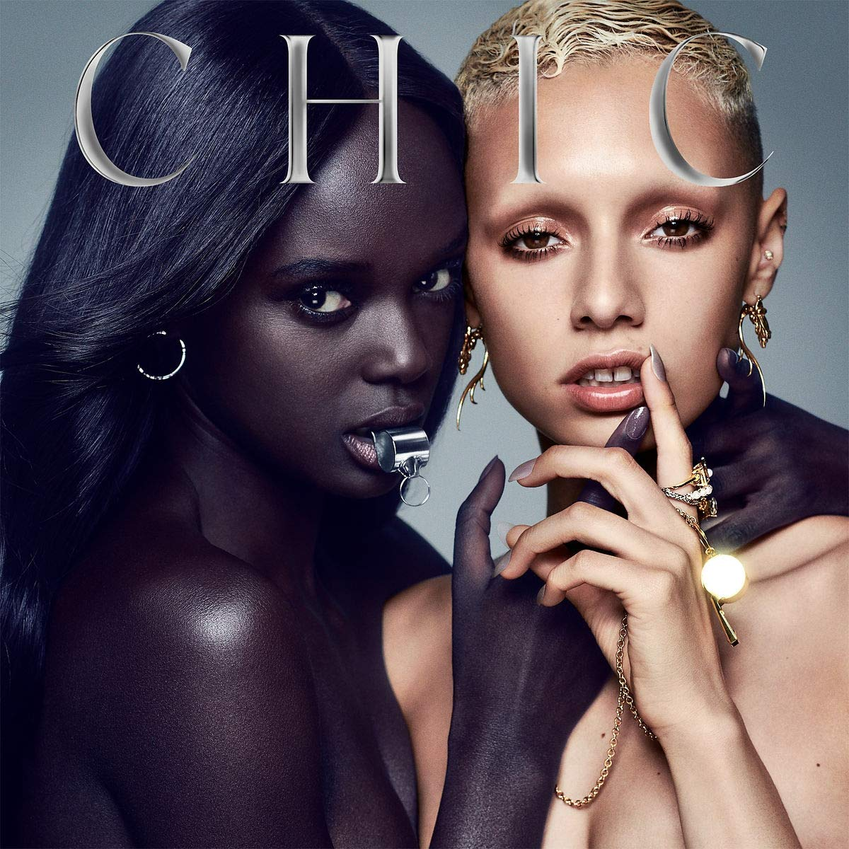 CD : NILE RODGERS & CHIC - It's About Time