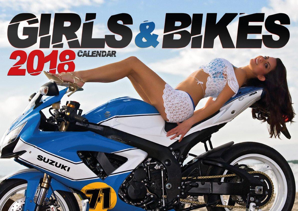 sexy girls on bikes