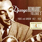 Django Reinhardt Paris & London 1937-48