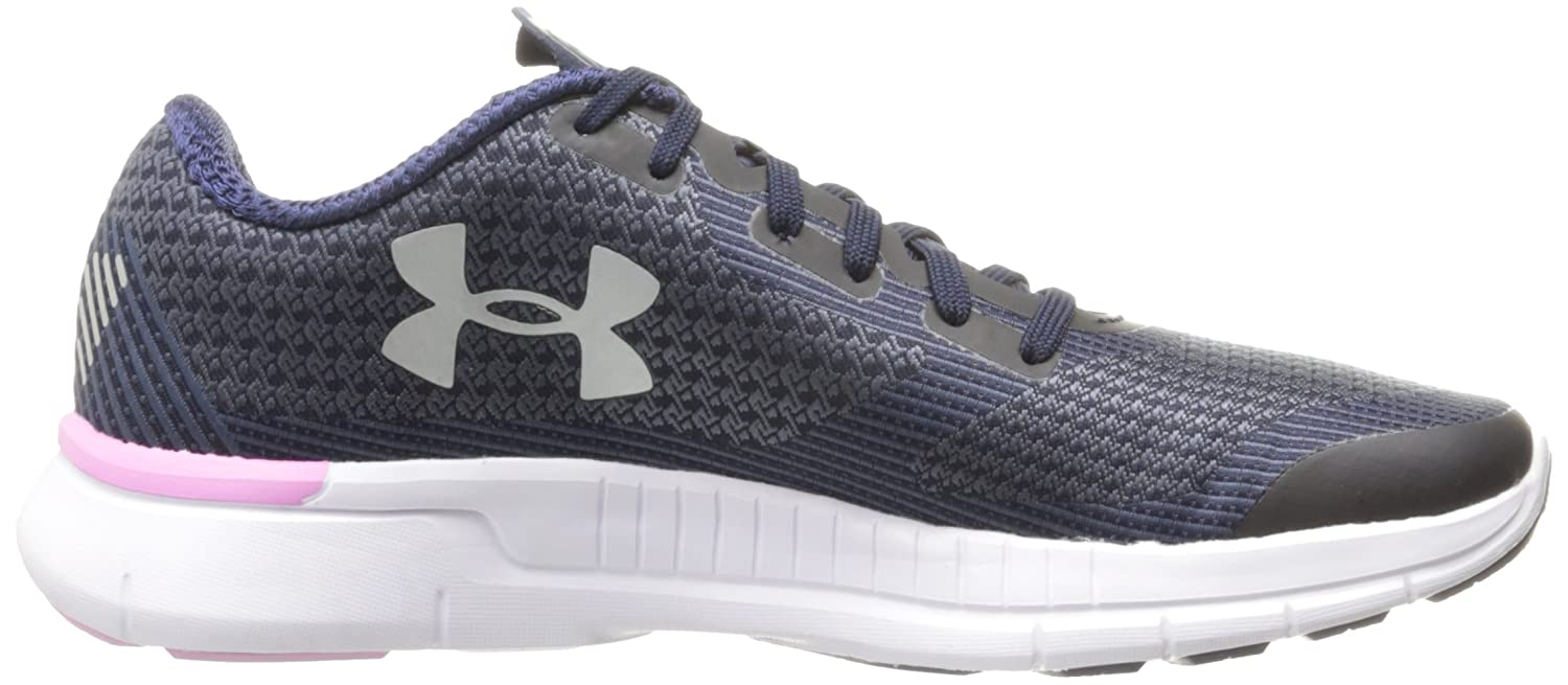 Under M Armour Women's Charged Lightning Running Shoe B01NBJHSKM 9.5 M Under US|Midnight Navy (410)/Icelandic Rose e9b450