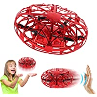 ZeroPlusOne® Hand Operated Drones for Kids or Adults - Air Magic Scoot Hands Free Mini Drone Helicopter, Easy Indoor UFO…