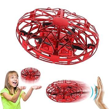 Youlala Mini Drone Flying UFO Flying Control, para niños de 3-10 ...