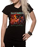 Loud Distribution Official License Iron Maiden-From Fear To Eternity Album Women's T-Shirt