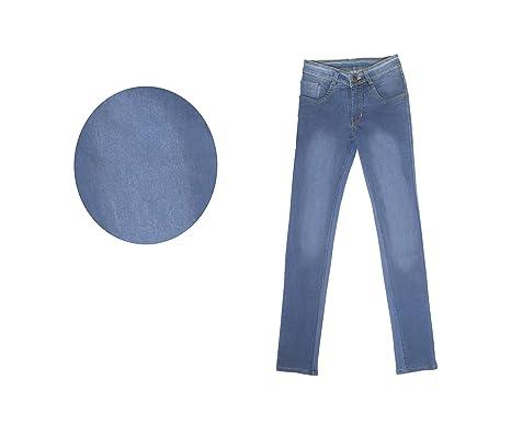 0814ff6b17 Vareny Men's Regular Fit Denim Jeans Stretchable Light Blue Jeans for Boys