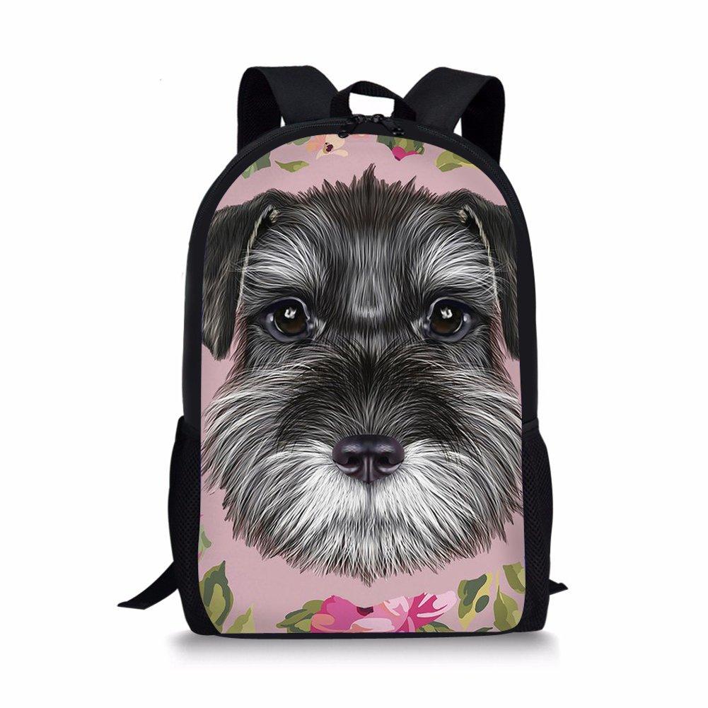 HUGS HUGS HUGS IDEA Mochila infantil, Yorkshire Terrier2 (Marrón) - Y-H8578C+G 561f6b