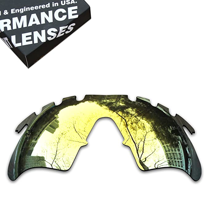 997d97f3f0 ToughAsNails Polarized Lens Replacement for Oakley M Frame Heater Vented  Sunglass - More Options