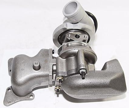 Amazon.com: TB25 Turbo+Cast Iron Manifold fits 06-11 Honda Civic R18 EX DX 1.8L: Automotive
