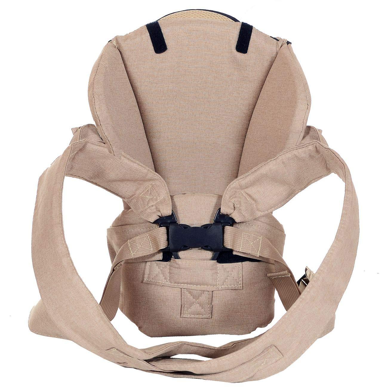 bis 15 kg 2 teilig; Beige LCP Kids Babytrage für Neugeborene Extra Kopfteil Einlage entnehmbar