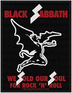 Black Sabbath METALL PIN # 4 CROSS LOGO ANSTECKER BADGE BUTTON