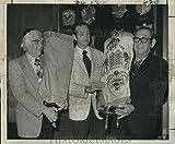 Historic Images 1973 Press Photo Dr. Alvin