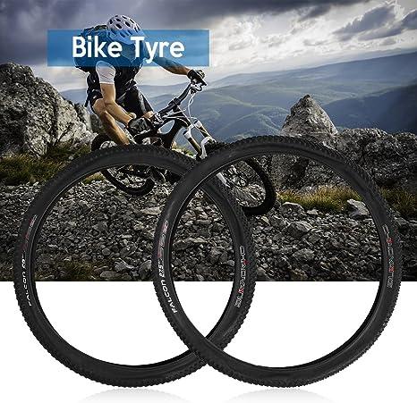 Nueva 26 * 1.95/27.5 * 1.95In de Goma de la Bicicleta de los ...