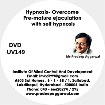 Hypnosis to help mature