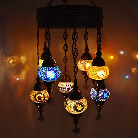 glass bulb chandelier brass handmade turkish moroccan lamp small glass mosaic bulb chandelier no1 glass