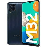 Samsung Smartphone Galaxy M32 con Pantalla Infinity-U FHD sAMOLED de 6,4 Pulgadas, 6 GB de RAM y 128 GB de Memoria…
