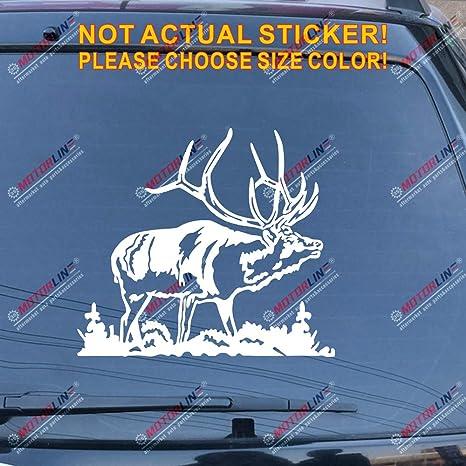 Deer Skull Bow Hunting Car Decal Sticker Car Stickers Aliexpress