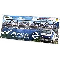 PEQUETREN - Arco Renfe, Tren con Circuito