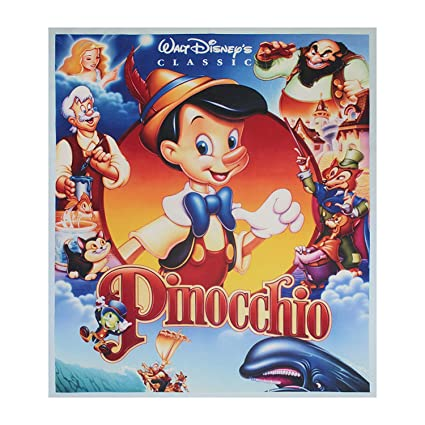 Creatieve Hobby S 1 Camelot Disney Pinocchio Fabric Panel Tissues Thinkinganglicans Org Uk