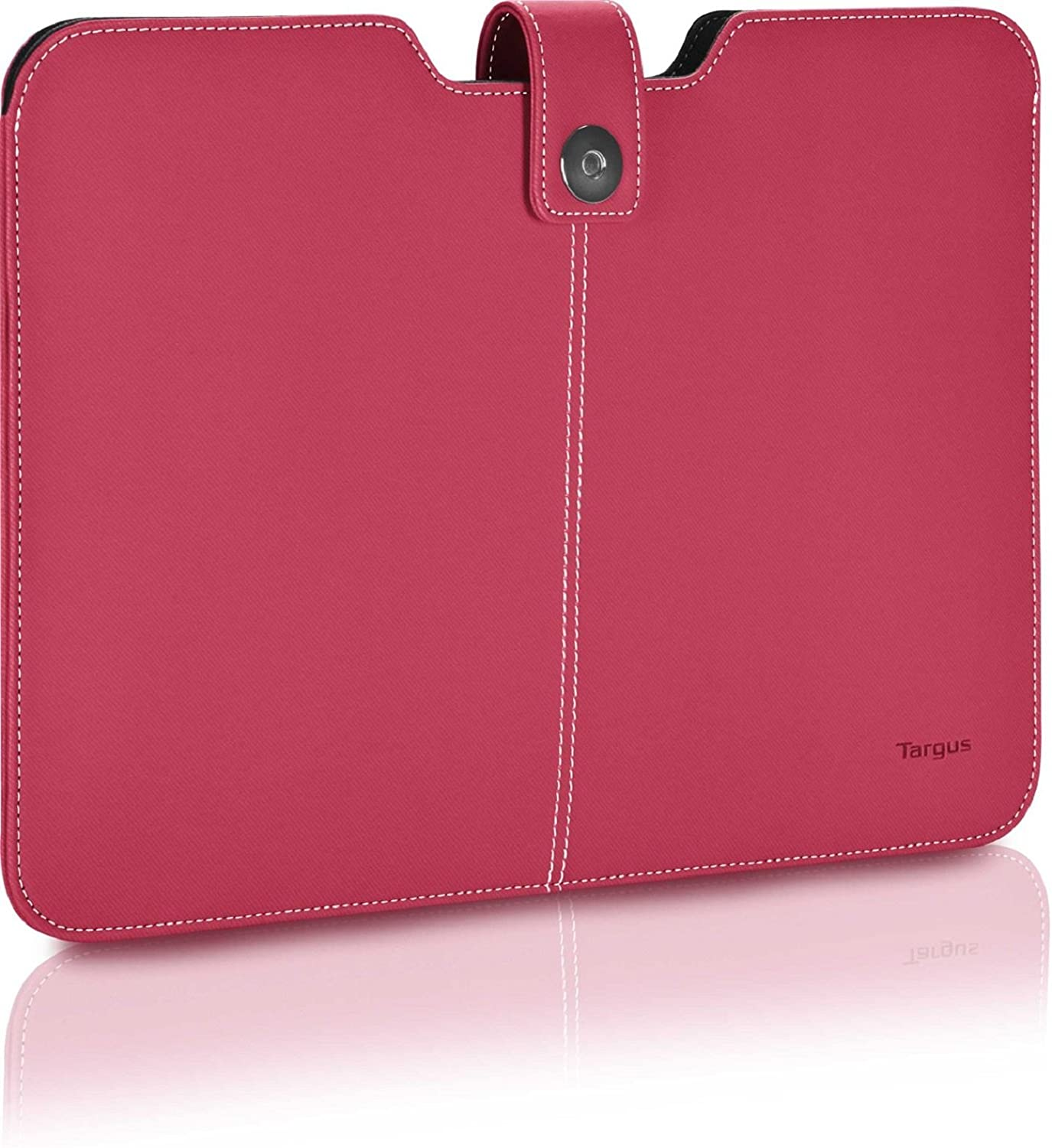 Click to Open Expanded View Targus Twill Sleeve for 13.3-inch Laptop/Ultrabook/Macbook Air/Pro Pink Best Top Popular Present Idea Her Him Women Men Aunt Roommate Coed Coworker Holiday Stocking Stuffer