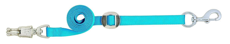 Weaver Leather Nylon Cross Tie, Hurricane bluee