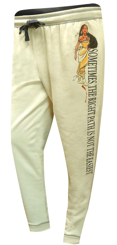 Disney Women's Pocahontas The Right Path Plus Size Lounge Pants MJC WS18214PTX