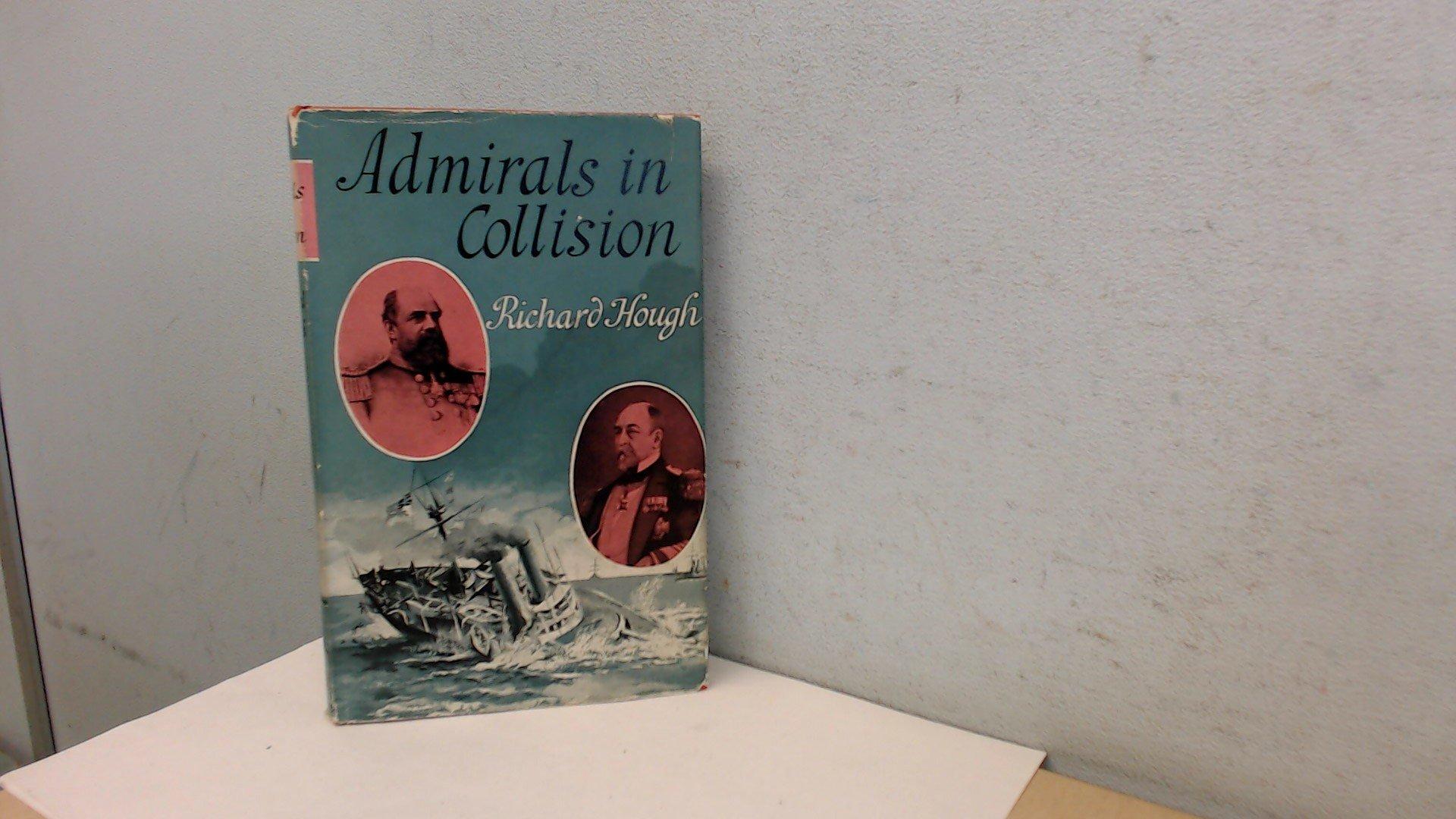 Download Admirals in collision pdf