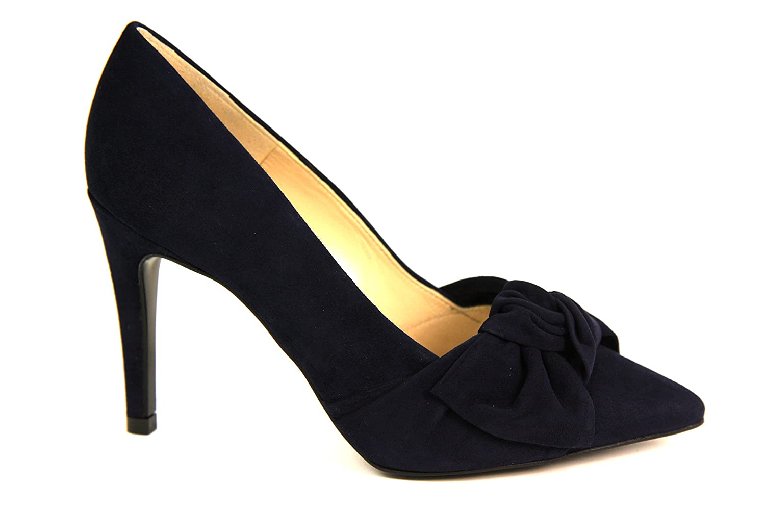 Navy Suede Peter Kaiser DILIA