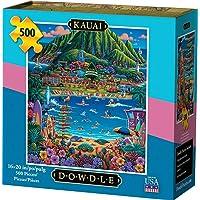 Dowdle Jigsaw Puzzle - Kauai - 500 Piece