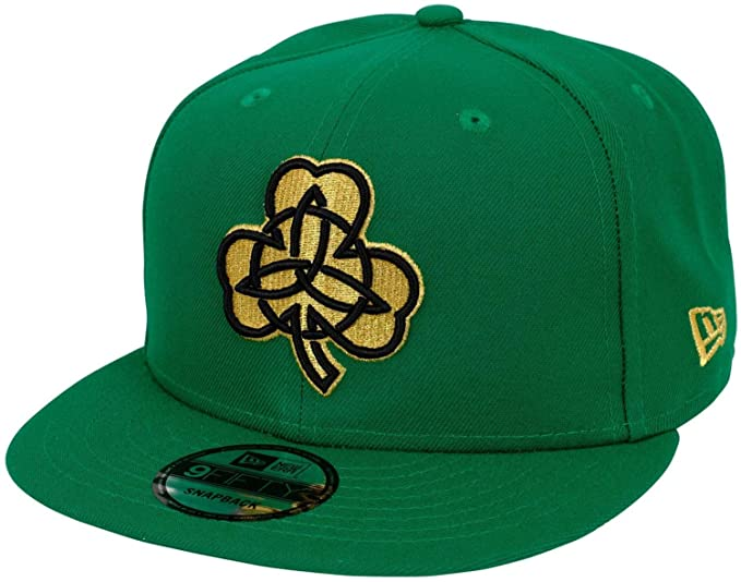New Era NBA BOSTON CELTICS City Series 2019 Alternate 9FIFTY ...