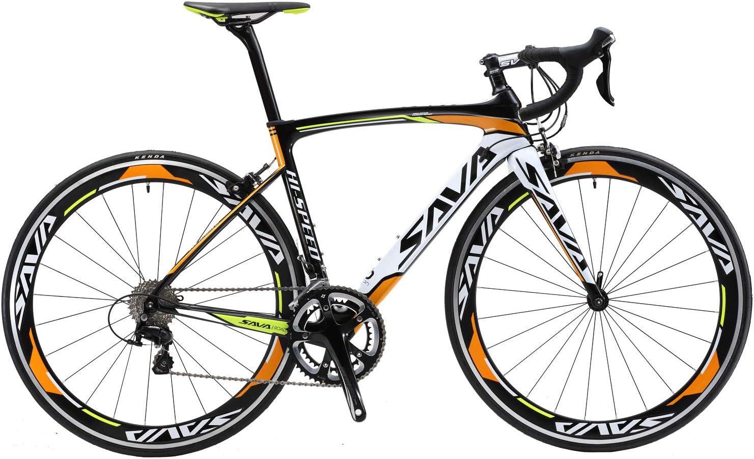 RWA Sportswear - Savadeck Carbon Fiber Racing Road Bike