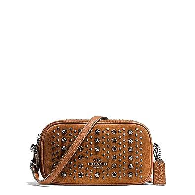 b56765e67f2e Amazon | [コーチ]COACH クロスボディー ポーチ 財布 バッグ 65222 [並行 ...