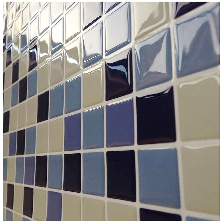 Negozi rivestimento camini for Piastrelle mosaico cucina adesive