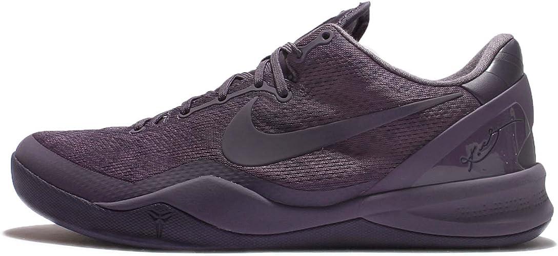 Motivar Perforación Confiar  Kobe 8 FTB 'Fade to Black' - 869456-551 Size: 13 UK: Amazon.co.uk: Shoes &  Bags
