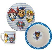 Juego de vajilla de cerámica para niños, diseño