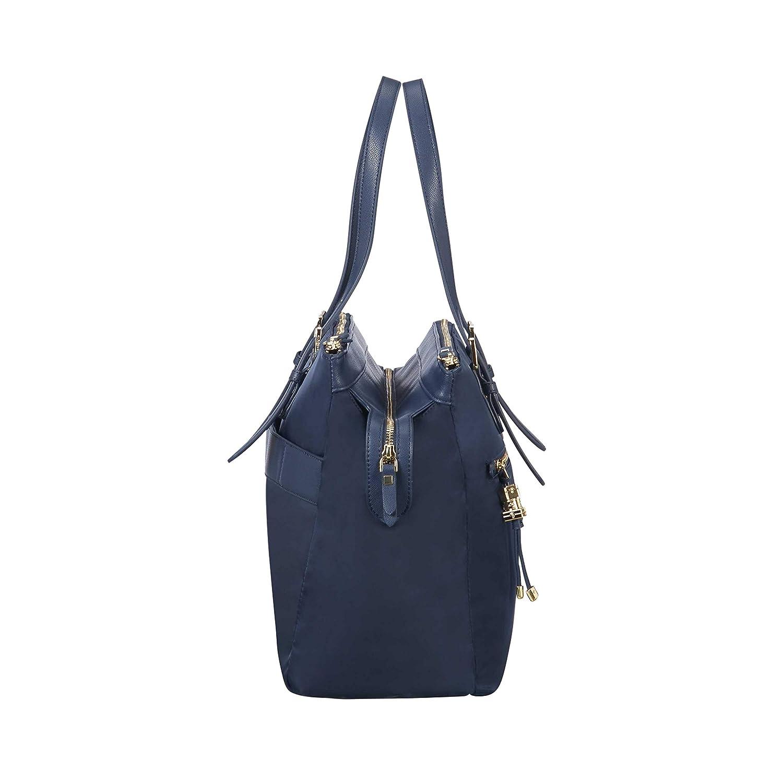 Dark Navy International carry-on Samsonite Karissa Biz Organized Shopping Bag 15.6 88235-1235