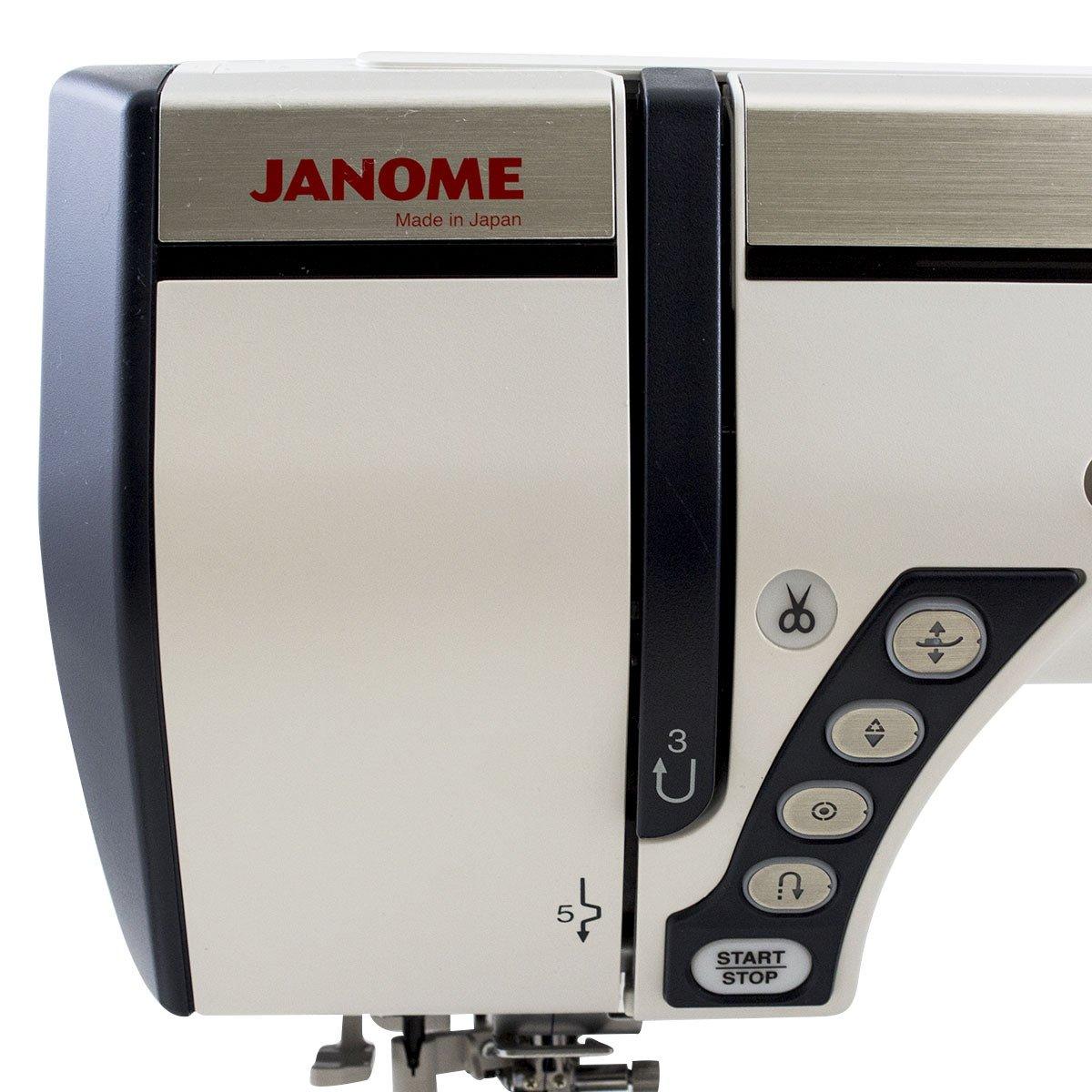 Janome memory craft 12000 - Amazon Com Janome Horizon Memory Craft 12000 Embroidery And Sewing Machine