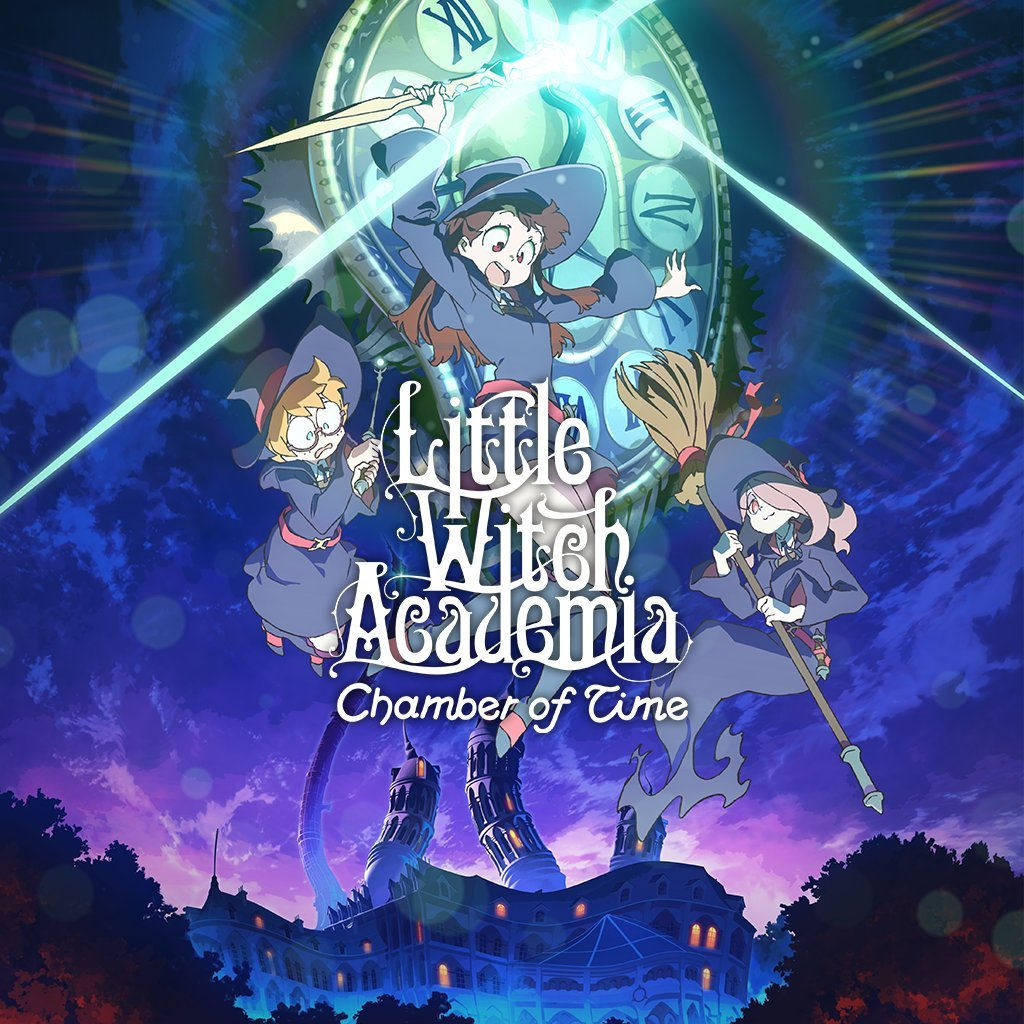 Amazon.com: Little Witch Academia - PS4 [Digital Code]: Video Games