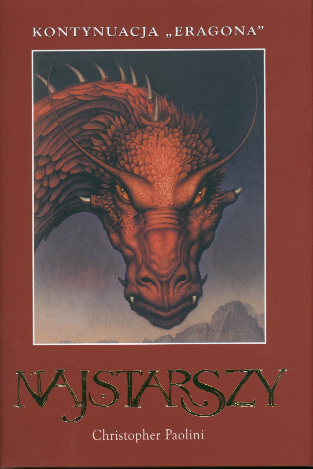 Najstarszy Eragon II