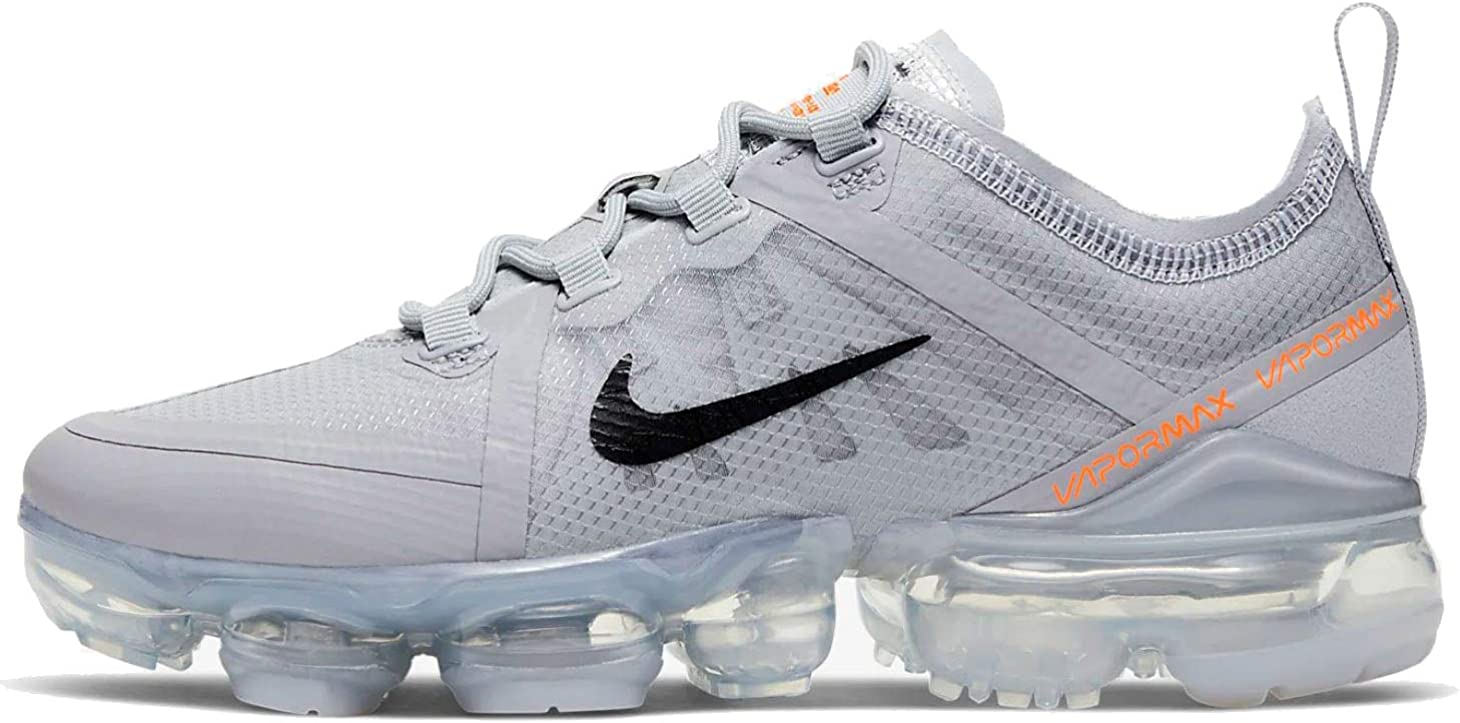 Amazon.com | Nike Big Kids Air Vapormax 2019 Running Shoes (6.5