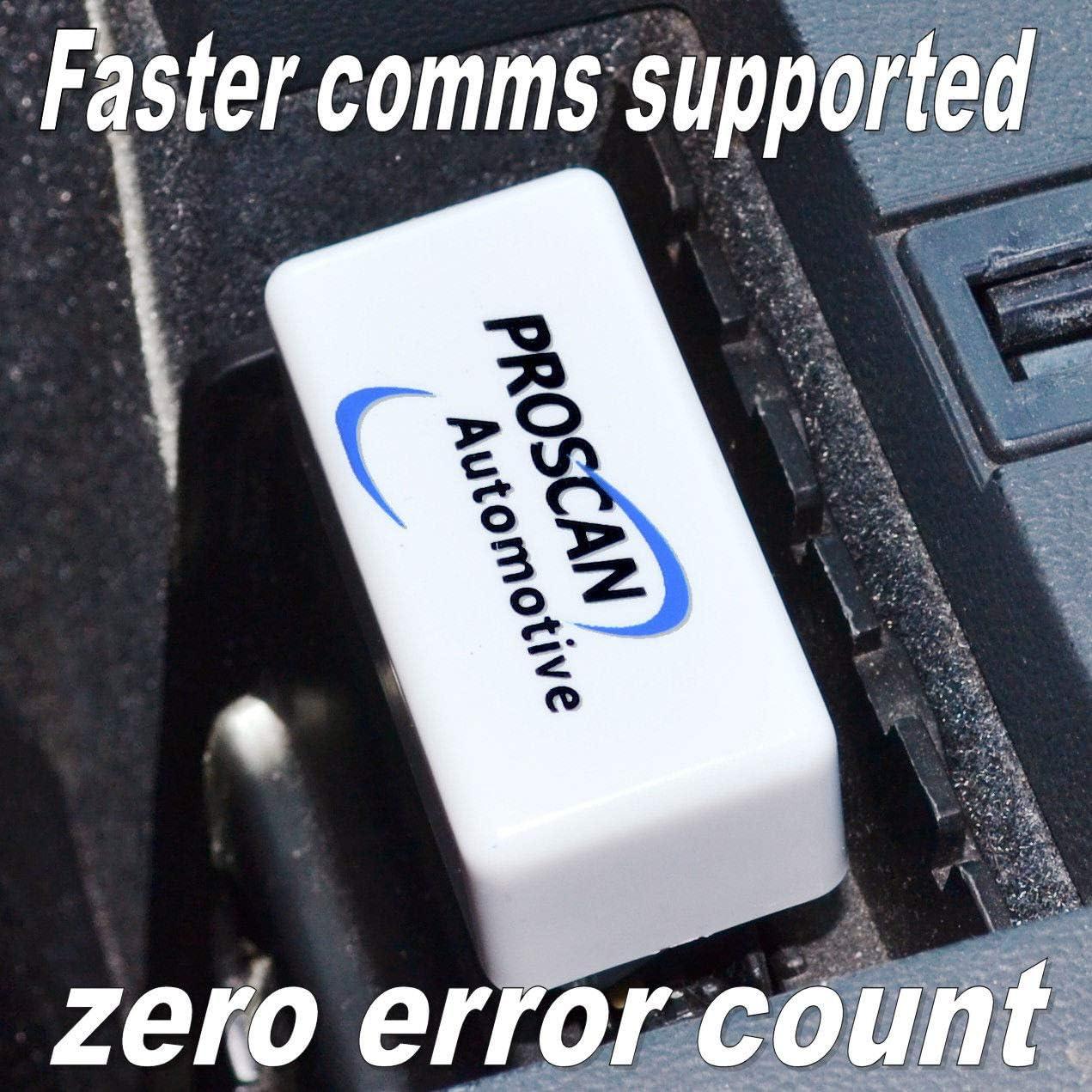 proscan automotive OBD2 ELM327 Bluetooth google Android Car Scanner Torque Auto Scan Tool for Torque App