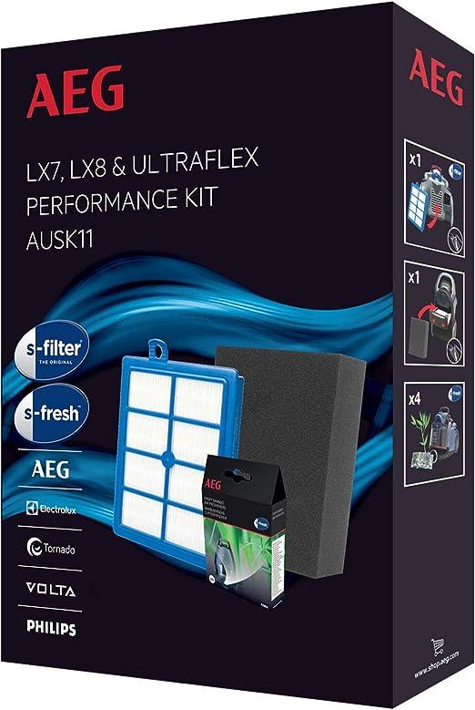 AEG AUSK11 Kit de accesorios para aspiradoras sin bolsa AEG LX8 ...