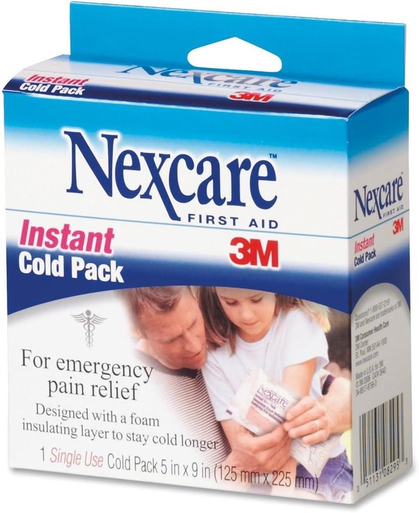 Nexcare Instant Cold Pack: Amazon.es: Belleza