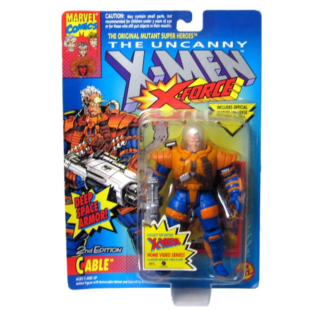 XMEN X FORCE Second Edition Câble Action Figure