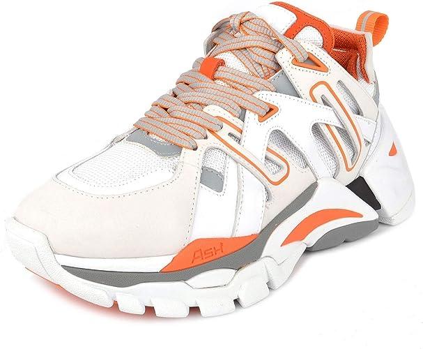 Ash Flash Trainers Grey \u0026 Orange