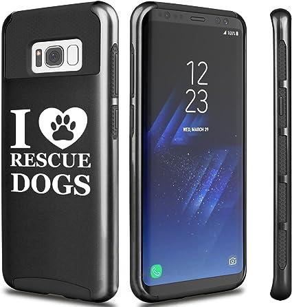Amazon.com: Samsung Galaxy Shockproof Impacto duro suave ...