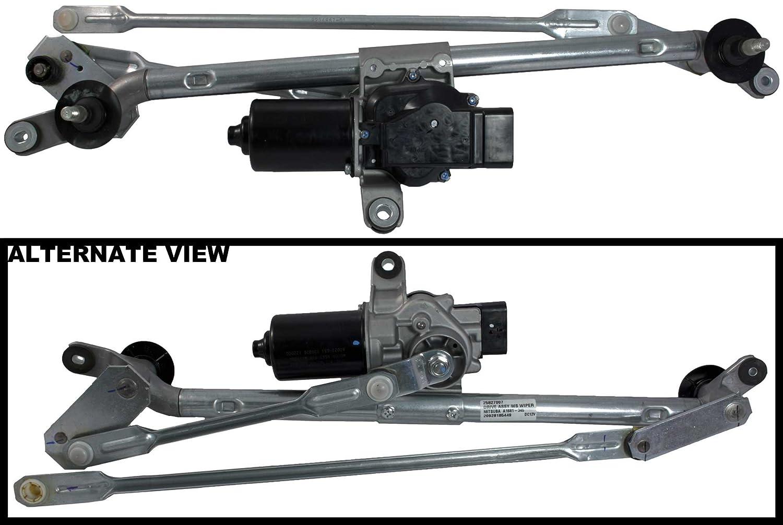 Amazon apdty 22711011 22711010 windshield wiper amazon apdty 22711011 22711010 windshield wiper transmission linkage motor assembly for 2008 2012 chevy malibu 2005 2010 pontiac g6 2007 2009 sciox Images