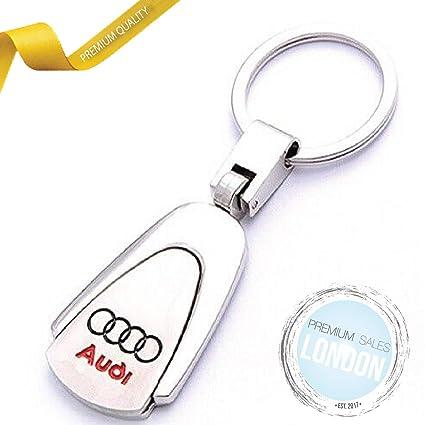 Premium Sales London Llavero de Metal Cromado con diseño de ...